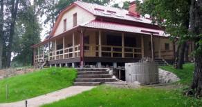Lāzberģis, viesu nams