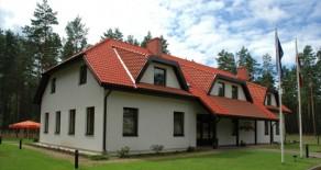 Waldmeisteri, viesu māja