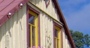 Kalēja māja
